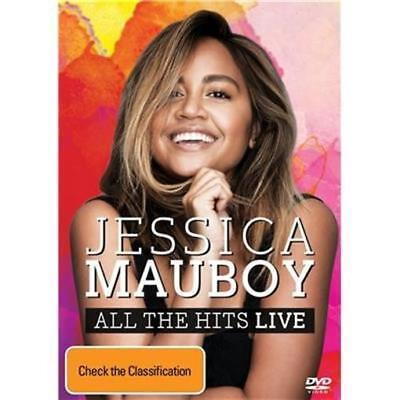 JESSICA MAUBOY All The Hits Live DVD NEW