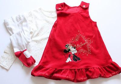 girls DISNEY outfit * size 18-24 m * MINNIE MOUSE
