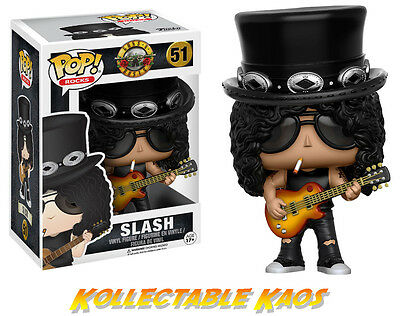Guns N Roses - Slash Pop! Vinyl Figure