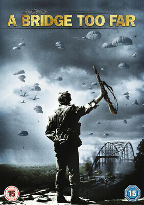 A Bridge Too Far DVD (2000) Dirk Bogarde