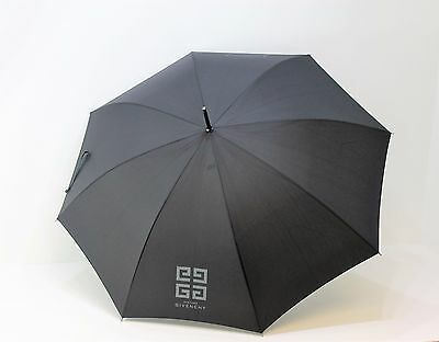 Givenchy Gentlemen Only Black Umbrella *new*