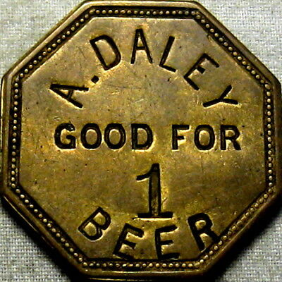 New York City Good For Token A Daley Good For 1 Beer