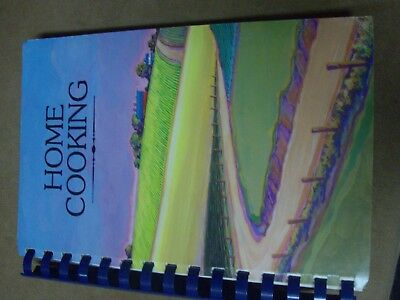 Haysville Kansas - St. Cecilia Altar Society - Home Cooking Cookbook - 2001