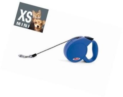 Flexi - 3 Meter Retracable Cat Lead - X Small upto 8Kg - New - Blue Only £4.99