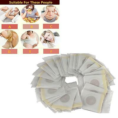 40X STRONGEST Weight Loss Slimming Diets Slim Patch Pads Detox Adhesive Sheet E5