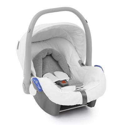 BabyStyle Prestige 2 Car Seat (Blizzard) - Suitable from Birth Group 0+