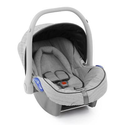 BabyStyle Prestige 2 Car Seat (Blaze Grey) - Suitable from Birth Group 0+