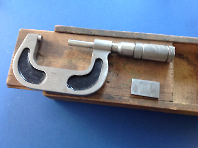 The Central Tool Co  USA --- 1 to 2 inch Micrometer