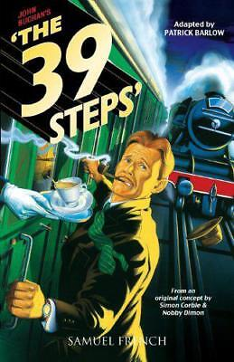 """John Buchan's """"The 39 Steps"""" by    Paperback Book   9780573114403   NEW"""