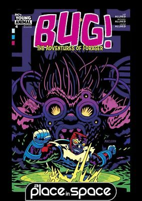Bug!: The Adventures Of Forager #4B - Variant (Wk38)