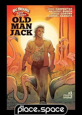 Big Trouble In Little China: Old Man Jack #1A (Wk38)