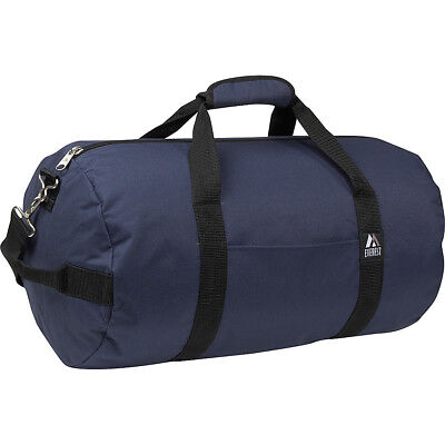 """Everest 20"""" Round Duffel 2 Colors Travel Duffel NEW"""