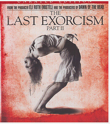 LAST EXORCISM 2 (Blu-ray Disc Only, 2013)