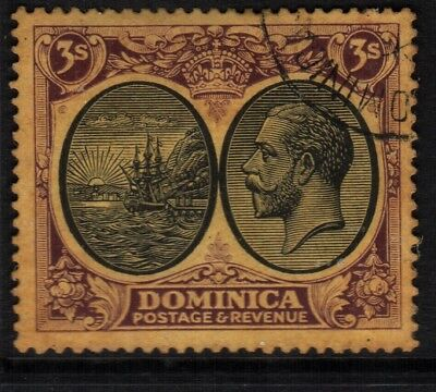 ~ Dominica, Used, #65-82, Cs/18, Great Centering, (1) Shown