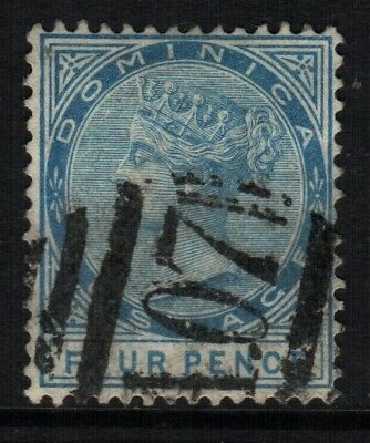 ~ Dominica, Used #7, Great Centering