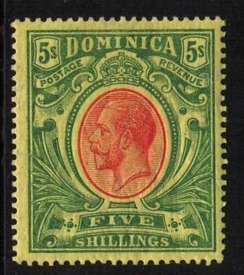 ~ Dominica, Mint #54, Og Hr, Great Centering