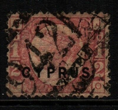 ~ Cyprus, Used, #1 Plate 15, Great Centering