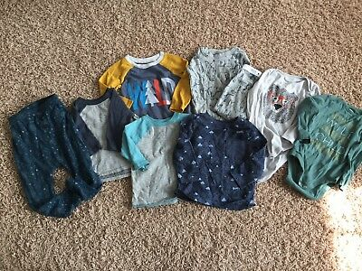 Old Navy Baby Boys 12-18 Month Fall Lot