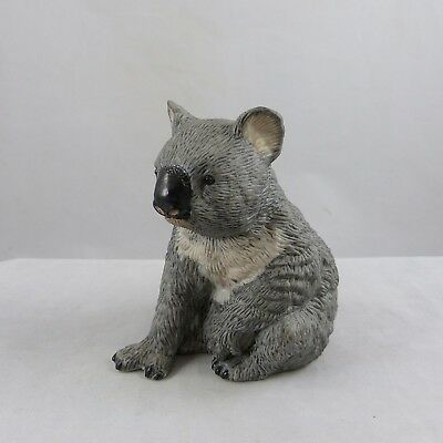 Royal Heritage Porcelain Koala Sitting Figurine