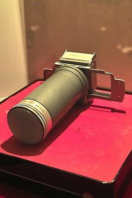 Leica Germany Prado 250/500 Hektor 175Mm Projector Lens For 2.25X2.25 Slide Hldr