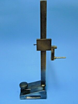 HEIGHT GAGE SCRIBER DIAL INDICATOR HOLDER with FINE ADJUST machinist tools