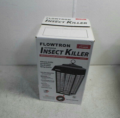 Lot of 4 Flowtron BK-80D 80-Watt Electronic Insect Killer 1-1/2
