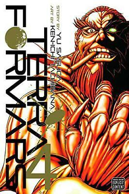 Terra Formars Volume 4 by Sasuga, Yu | Paperback Book | 9781421571577 | NEW