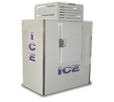Fogel ICB-1 Ice Merchandiser Bagged Ice 47 Cu. Ft. Capacity