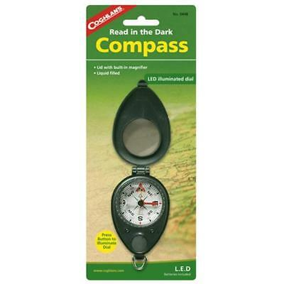 Coghlan's 448 Compass with LED Light