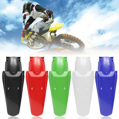Universal Supermoto Motorcycle Rear Fender Mud Guard For Honda Yamaha Kawasaki