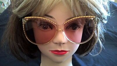 Authentic Vintage sunglasses EMILIO PUCCI Made in FRANCE excellent condition