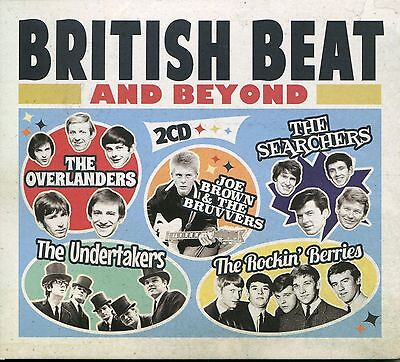 British Beat And Beyond - 2 Cd Box Set - Needles And Pins, Money & More
