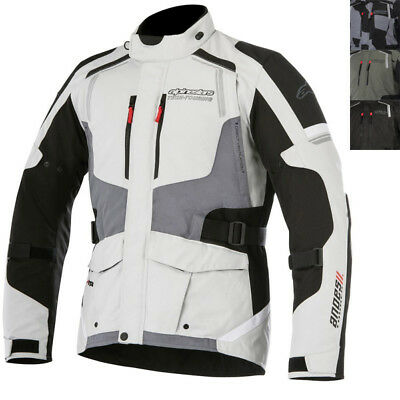 NEW Alpinestars Andes V2 Drystar Waterproof Textile Motorcycle Jacket