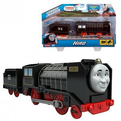 Thomas and Friends - Locomotive Hiro - Trackmaster Revolution Mattel