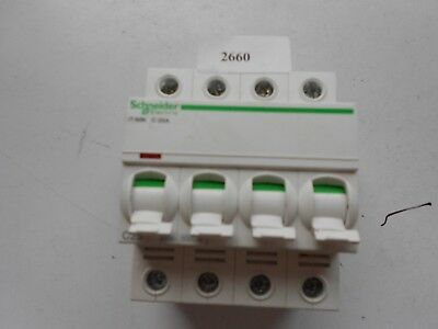 IT60N C25A schneider electric Disjoncteur tetra Circuit breaker 400V