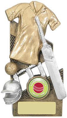Cricket Trophy (Free Engraving & Delivery)