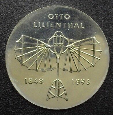 East Germany 1973 5 Mark  Km#43  Near Perfect Uncirculated Proof Like