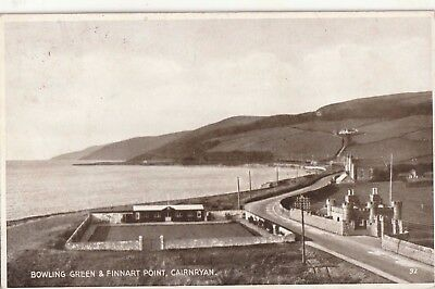 Dumfriesshire and Galloway,  Cairnryan, Bowling Green & Finnart Point.