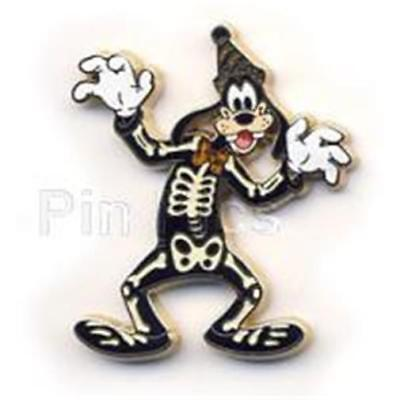 GOOFY- HALLOWEEN SKELETON Disney PIN 48794
