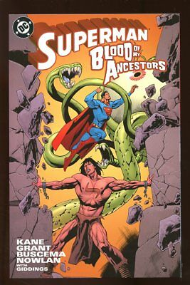 SUPERMAN BLOOD OF MY ANCESTORS #1 NEAR MINT 2003 DC COMICS bin-2017-3085