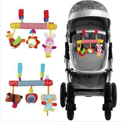 Baby Pram Toy Pushchair Mobile activity Crib Mobile for Car Seat Cot or Bed C