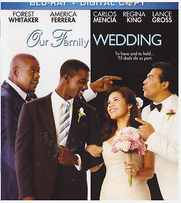 OUR FAMILY WEDDING (Blu-ray Only, 2010)