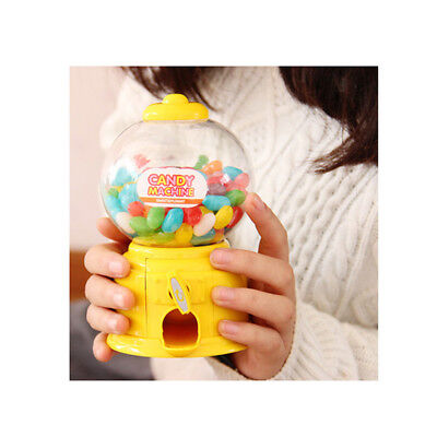 GumballNew  Dispenser Machine Toy Bubble Gum Bag Included Coin Operated Bank