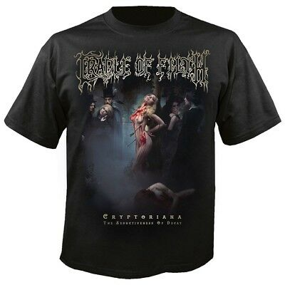 CRADLE OF FILTH - Exquisite torments await T-Shirt