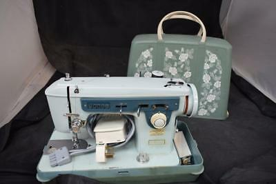 Retro Jones Electric Sewing Machine LOT 5