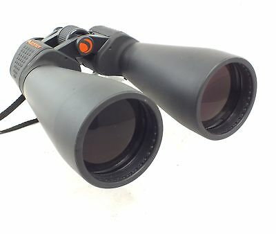 CELESTRON SKYMASTER 25x70 Zoom Binoculars With Carry Case And Original Box - M27