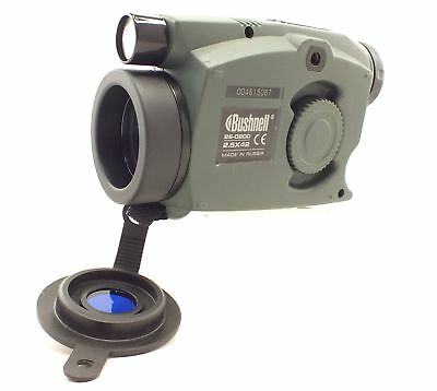 BUSHNELL 26-0200 2.5x42 NIGHT VISION Monocular With Carry Case - R20