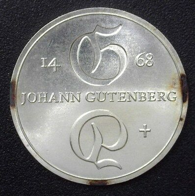 East Germany 1968 10 Mark  Km#20  Gem++ Uncirculated