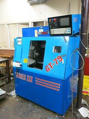 Omniturn GT-75 Series III CNC Turning Center with Tooling