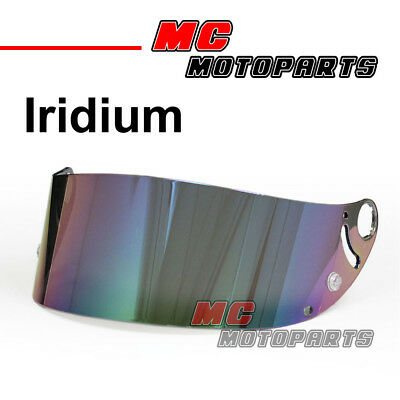 Iridium Visor Shield Helmet For Shark RSR 2 RSR2 RS2 RSX VZ32 carbon rs VZ 3